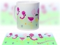 Preview: Tasse Flamingo Melamin BPA-frei